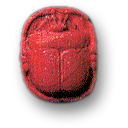 Red Scarab: Travels